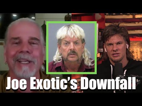 """Tiger King's """"Doc"""" Antle Explains Joe Exotic's Downfall 