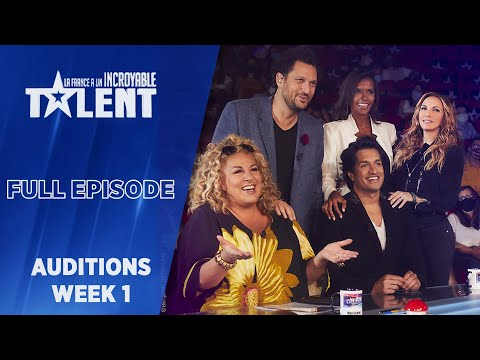 France's Got Talent - Auditions - Week 1 - FULL EPISODE