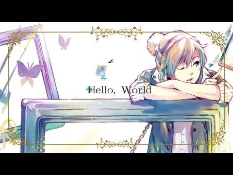 ☪【クロスフェード】 Hello, World! / 天月-あまつき-【7/16(水)発売】