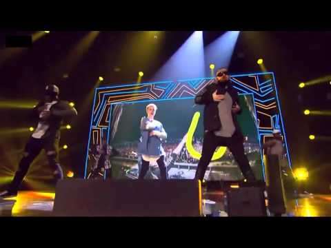 Justin Bieber Live - Where Are You Now (TEEN AWARDS 2015) HD