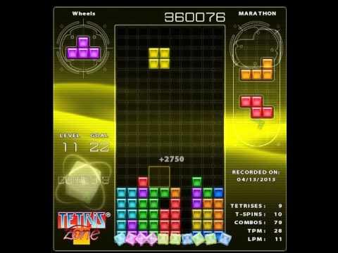 Download Tetris Zone (PC): Marathon Mode (891k) MP3