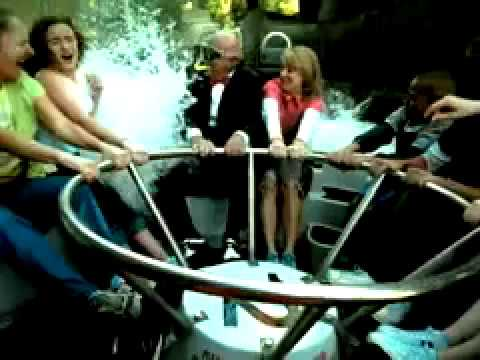 Mr. Six Returns! Six Flags It's Playtime Commercial