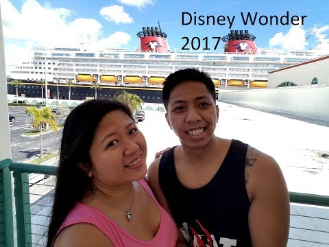 Disney Wonder Cruise March 2017 Vacation
