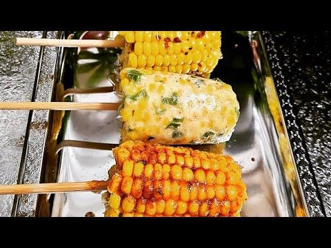 Download American corn 3 ways cheese Chili ,Masala and sweet corn/Butterchili corn/Aasikitchen