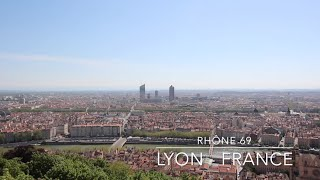 Rhône (69 ). Capital: city of Lyon