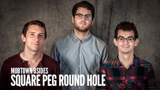 A BSide Session with Square Peg Round Hole Side B // A Frame (Interview)