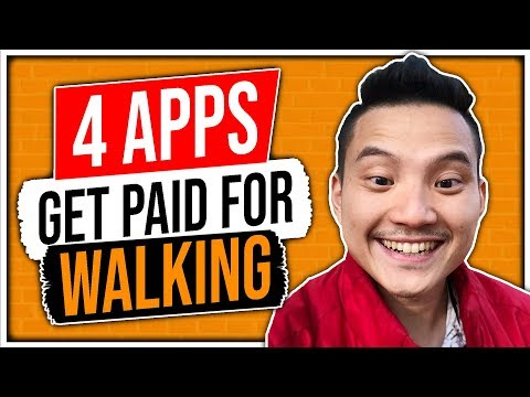 4 Proven Apps That Pay You For Walking 2019 (Effective!)