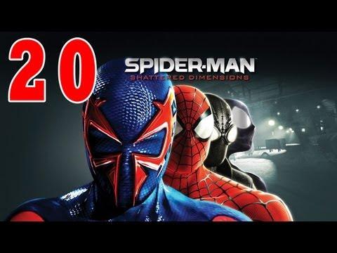 Let´s Play Spider-Man Shattered Dimensions Deutsch - Part 20 - Verrücktes Fernsehprogramm