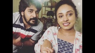 -pearlish-first-live-after-marriage-pearle-maaney-srinish-aravind-pearlish
