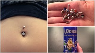 All About Belly Button Piercings! Thumbnail