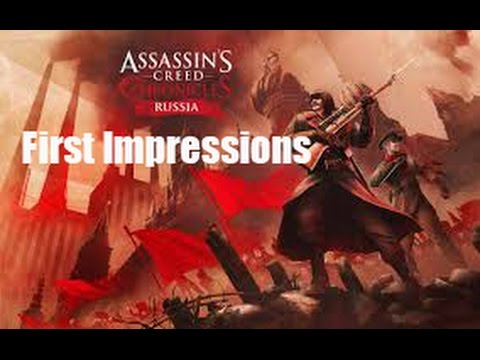 Assassin's Creed Chronicles Russia - First Impressions