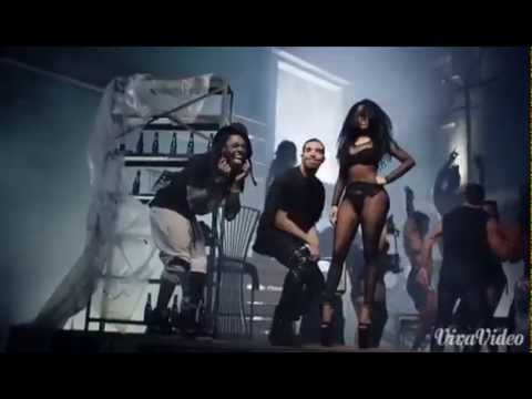 Nicki Minaj Only (Clean video)