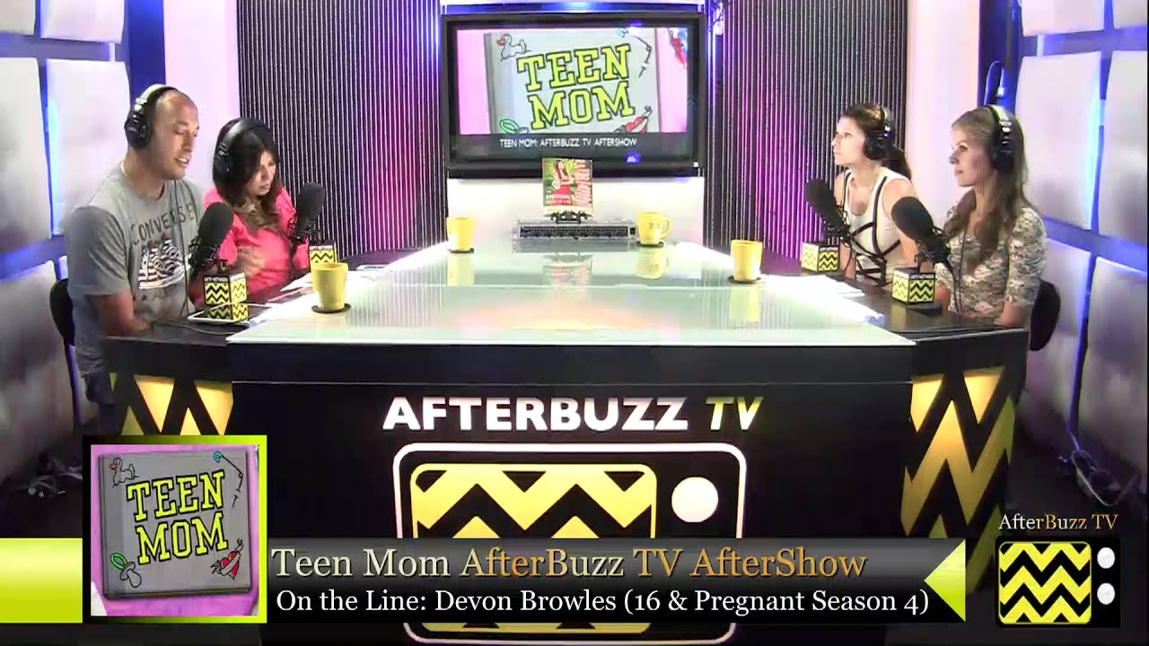 Teen Mom After Show Season 4 Episode 5 -5891