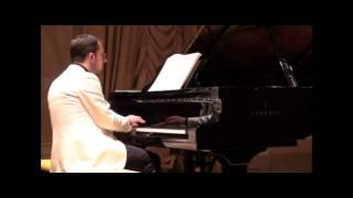 Silvio Celeghin plays Liszt, Il Profeta di Meyerbeer Part 2 with Doppio Borgato - Fenice (Venice)