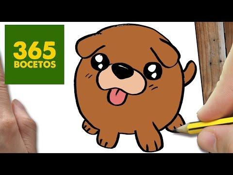 Como Dibujar Un Perro Paso A Paso Os Ensenamos A Dibujar Un Perro