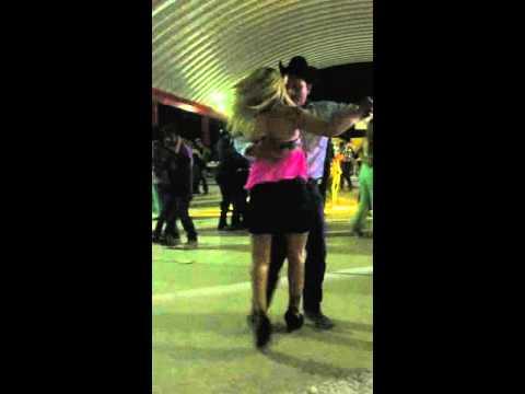 Asi se baila en Carranza Nazas Durango