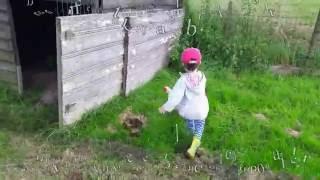 Zora éleveuse de gallinacées