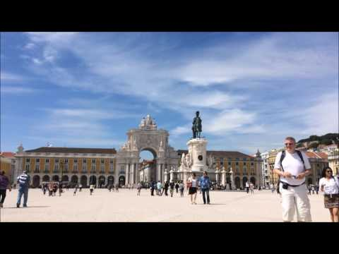 Lisbon, Portugal - Come visit the city with me