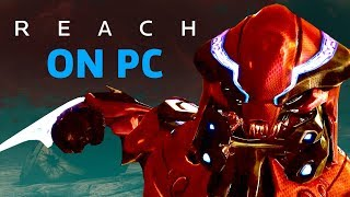 26 Minutes Of Halo: Reach PC Gameplay