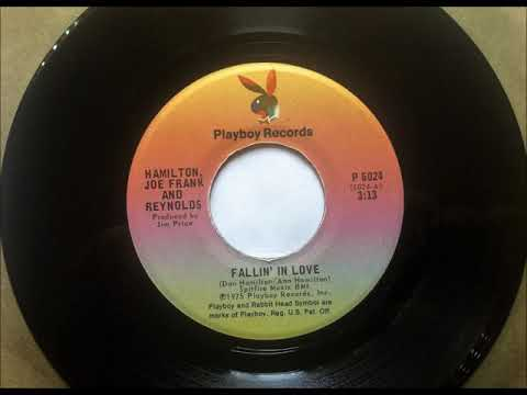 Fallin' In Love , Hamilton Joe Frank & Reynolds , 1975