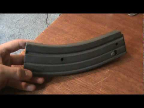 AR-15 M4 40RD MAGAZINE REVIEW FROM BUSHMASTER FIREARMS