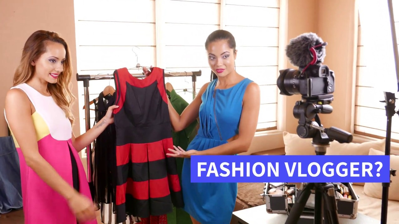 Fashion Vlogger? Learn How To Grow On YouTube with FLIVE