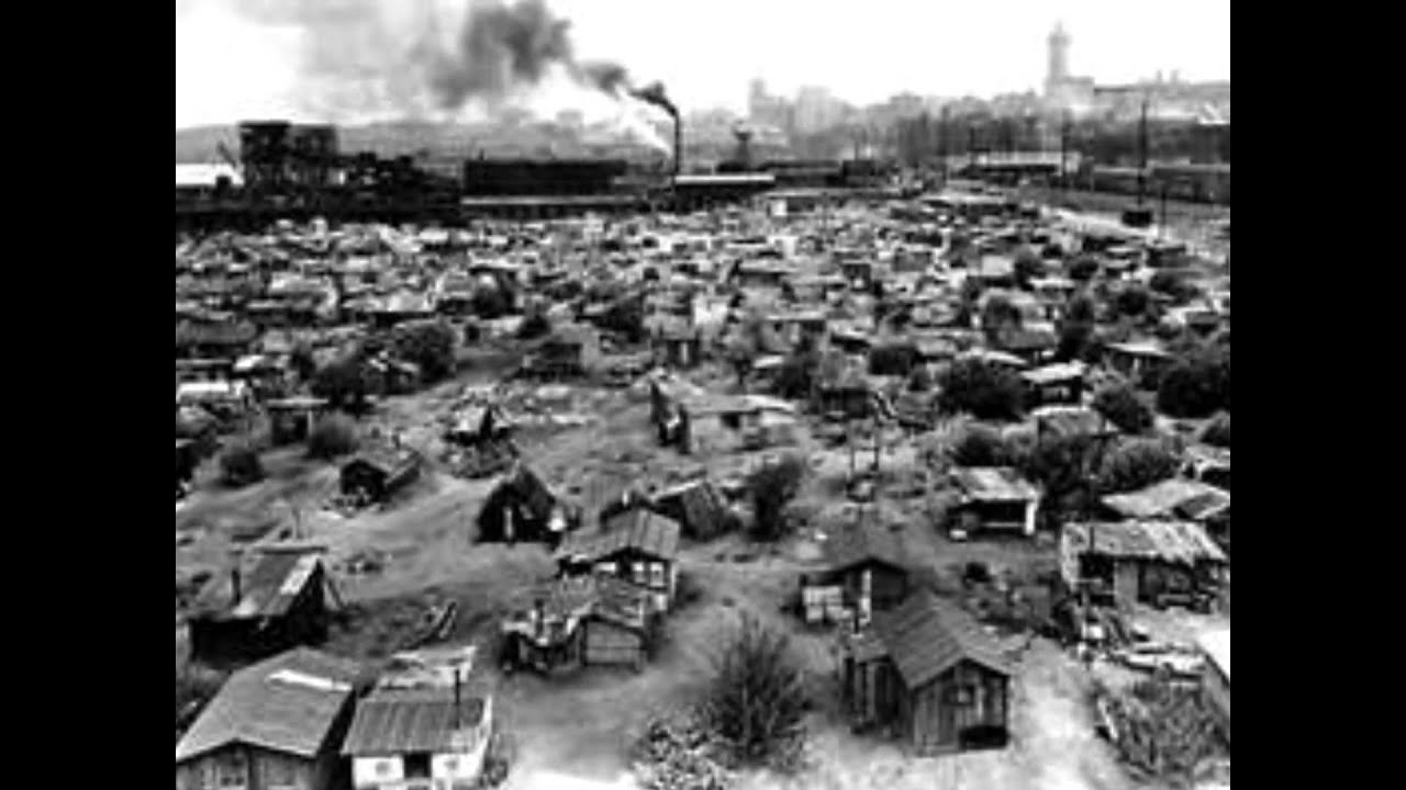 photo essay on great depression