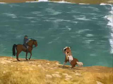 Spirit littlel creek friendship amicizia youtube for Spirit colonna sonora