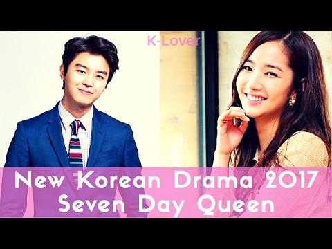Upcoming Korean Drama Seven Day Queen