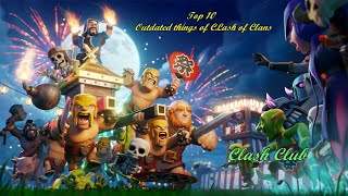Top 10 most outdated things of mobile game Clash of clans - Clash Club