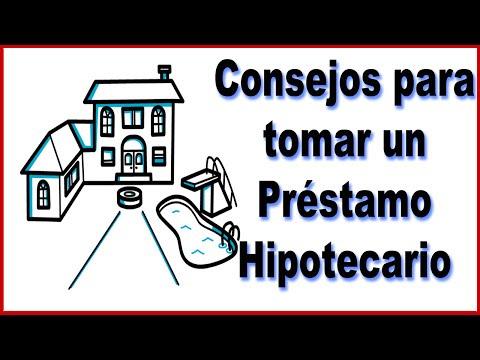 Préstamo Hipotecario | Qué tener en cuenta para tomar una hipoteca