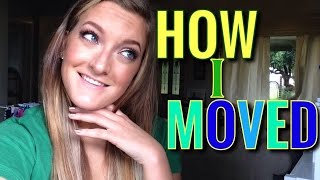 HOW I MOVED TO AUSTRALIA | DormRoomDivas