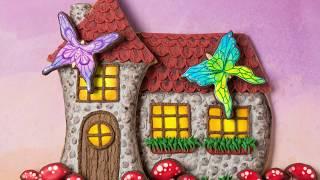 Fairytale Cottage Cookie Tutorial on Patreon!