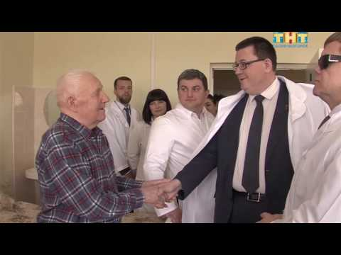 Госпиталь ветеранов войн в Андреевке - лучший в России