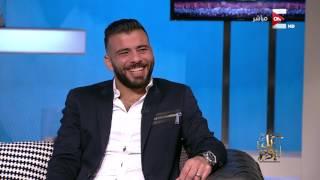 كل يوم - عمرو أديب لـ عماد متعب: هما الخمس لمسات اللي بتلمسهم بتودينا كلنا في داهية