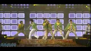 SUPER SHOW 1 | SJ T - Funny Intro + Rokkukog + Chutcha + Nothing Left Of Me (SUPER JUNIOR)