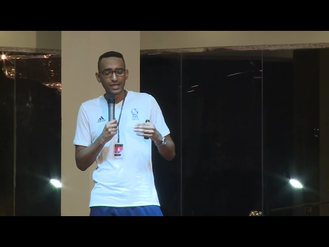 Never Give up and believe in yourself | Abdulaziz Omer Shiddo | TEDxOmdurman