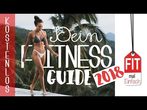 Fitness Guide 2018 – Fit mal einfach – KOSTENLOS – TAG 1