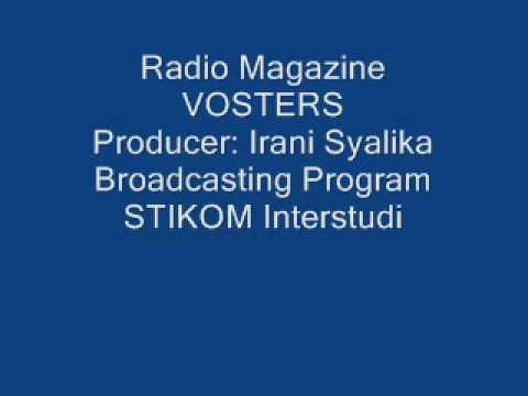 Voster in Prambors 102.2 FM Jakarta