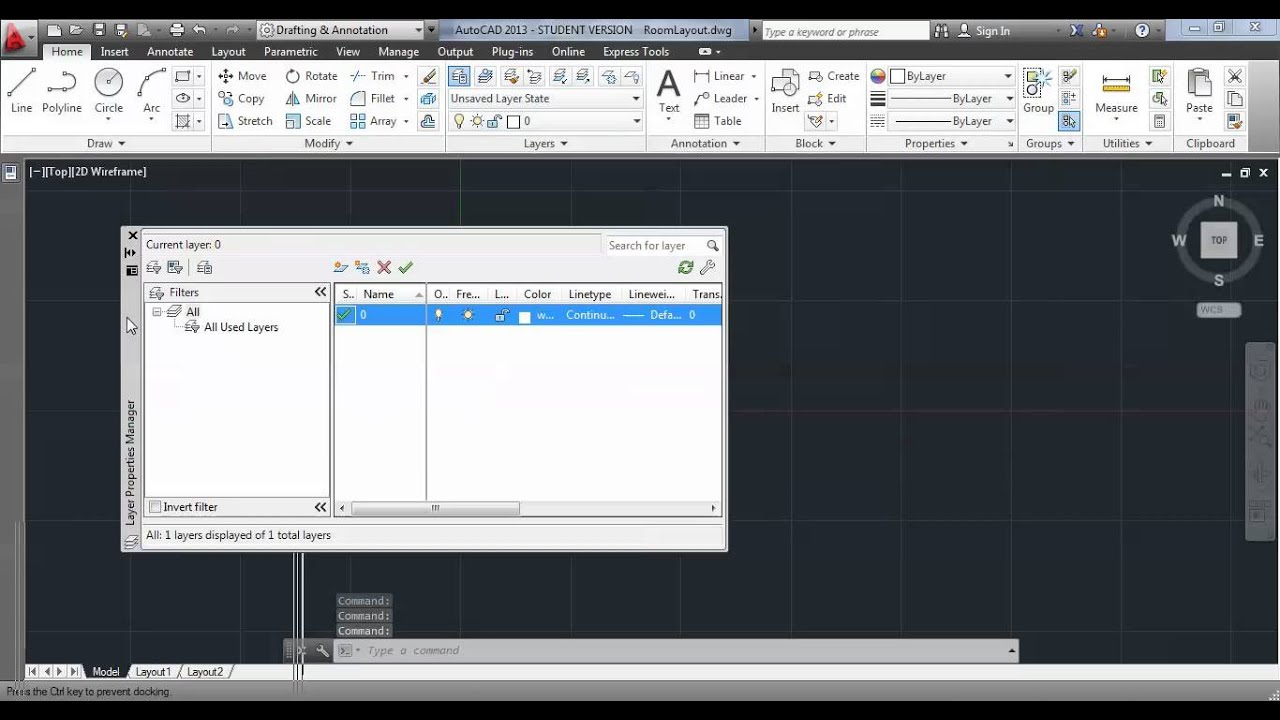 Create a Facility Layout in AutoCAD: 12 Steps