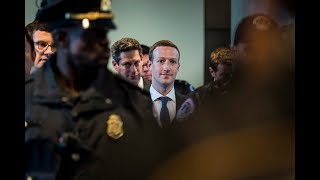Full Video: Mark Zuckerberg Testifies | NYT
