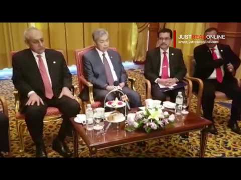 Sidang Media Lawatan Kerja TPM Di Brunei Darussalam