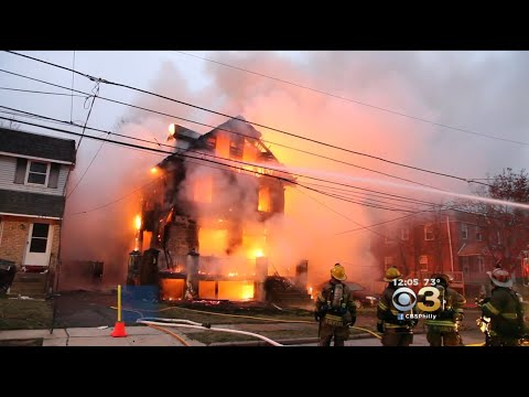 One Person Unaccounted For In Delaware County Fire