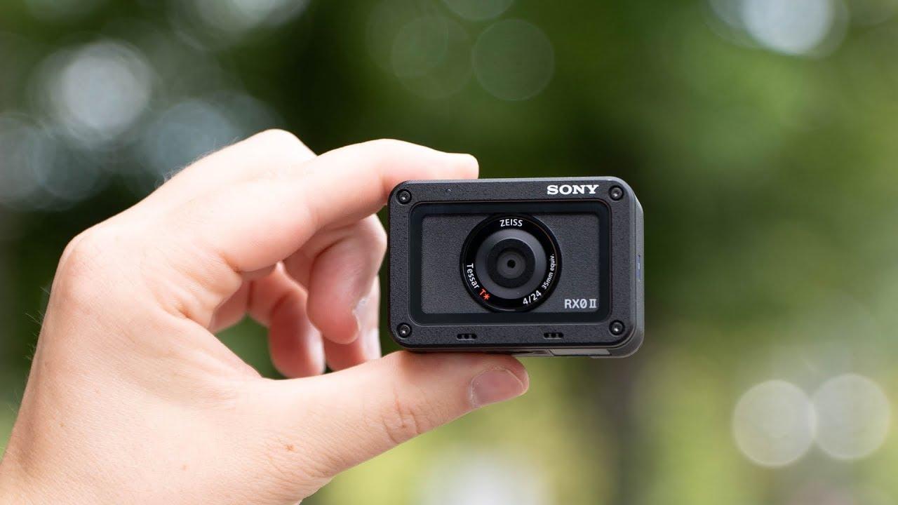 Premiumkamera für die Hosentasche - Sony RX0 II im Test