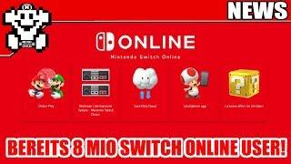 Bereits 8 Mio Switch Online User! /  Neues PS5 Patent! - NerdNews 379