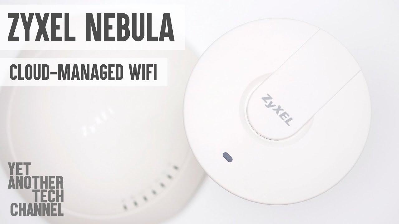 Zyxel Nebula - cloud-managed WiFi alternative to Ubiquiti