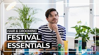 Men's Hair and Grooming Festival Essentials 2019