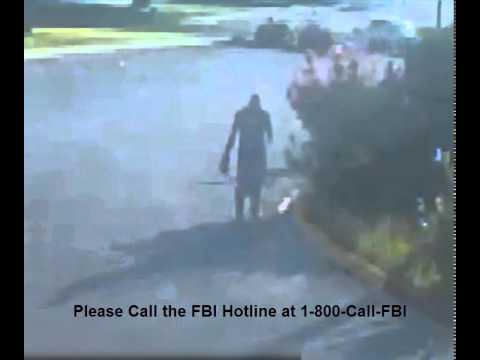 FBI releases video of person of interest in Las Cruces church bombings