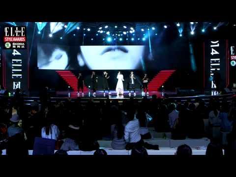 141023 ELLE Style Awards in Shanghai― fresh part