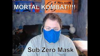 3D Printing the Sub Zero Mask!